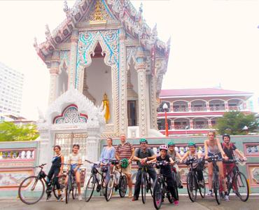 Follow Me Bangkok Bicycle Tours