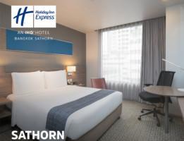 Upto 15% Off on Holiday Inn Express Bangkok Sathorn