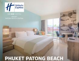Upto 15% Off on Holiday Inn Express Phuket Patong Beach Central