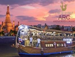 Upto 20% off on Arena River Cruise Bangkok