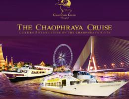 35% Off on Chaphraya Cruise