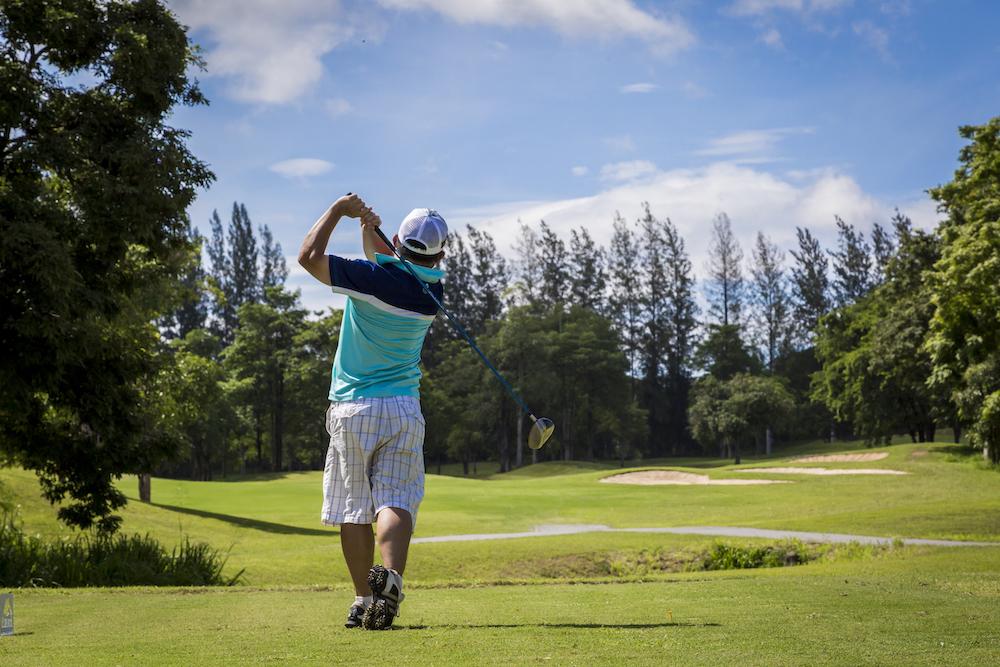 14++ Go golfing thailand viral