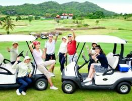Golfing in Thailand Survey
